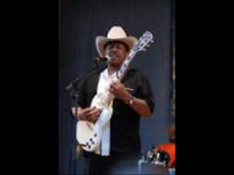 Guitar Jr. (Lonnie Brooks) Texas Flood