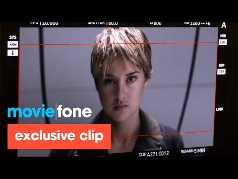 'Insurgent' Clip (2015): Shailene Woodley, Theo James