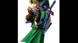 The Leguend of Zelda Ocarina of Time: Saria song....DUBSTEP