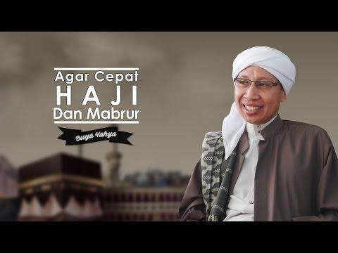 Foto doa agar haji mabrur