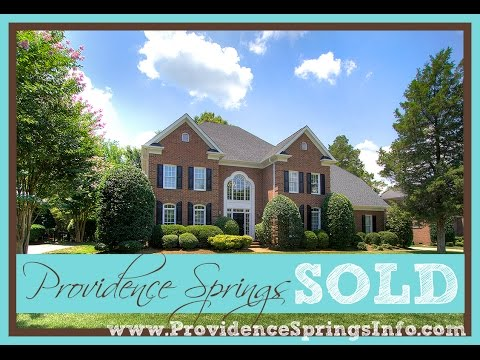 Luxury Home for Sale in Providence Springs - Myers Park High School Zone