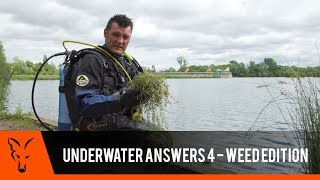 ***CARP FISHING TV*** Underwater Answers 4 - Weed Edition
