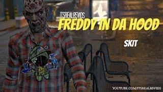 FREDDY KRUEGER IN DA HOOD: GTA 5 SKIT