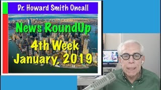 HealthNews RoundUp-4th Week of January, 2019