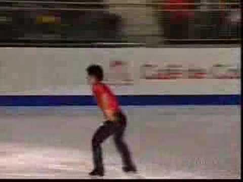 Daisuke Takahashi - 2002 Junior Worlds EX