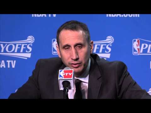 What David Blatt said after Game 2 as the Cleveland Cavaliers beat the Celtics