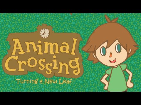 Animal crossing turning a new leaf youtube for Animal crossing new leaf arredamento