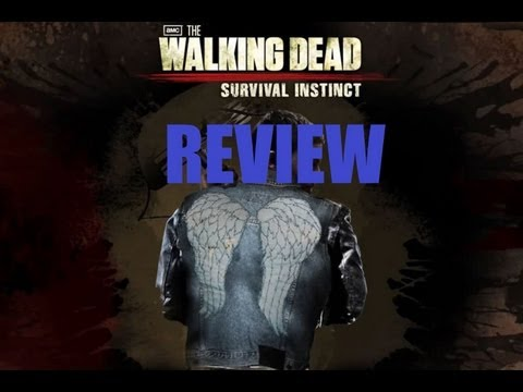 Walkin Dead Survival Instinct Review