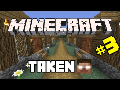 Tackle⁴⁸²⁶ Minecraft ผจญภัย Taken #3 - ขอความช่วยเหลือจากหมู่บ้านอื่น