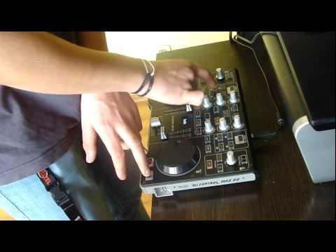 Mario - Live Mix! [Hercules DJ Control MP3 e2] TenMiniMix