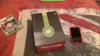 Beats by Dr Dre Solo HD Unboxing Green (Sour Apple)
