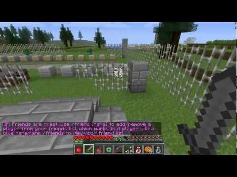 Мод MineZ для Minecraft, 9 мини-серия: Кладбище у берега [1080p HD]