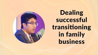 Dealing successful transitioning in