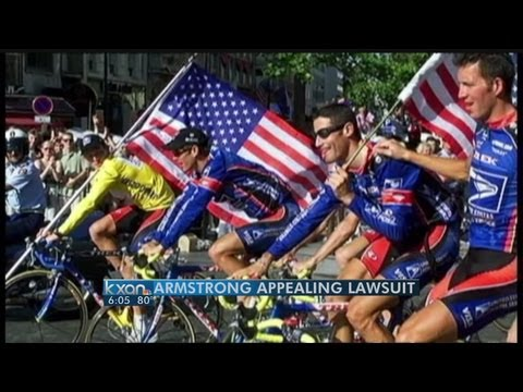 Armstrong sues to maintain settlement