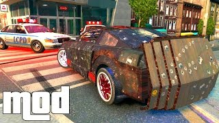 Grand Theft Auto IV - Death Race [MOD] for GTAIV