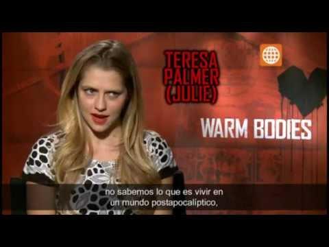 Cinescape: Entrevista a Teresa Palmer (Mi novio es un zombie) - 16/02/2013