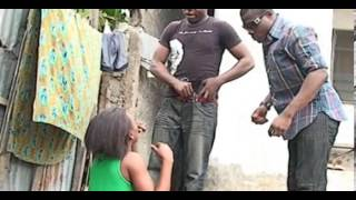 Hoodlums in revenge Rape -  Nigerian Nollywood Movie Clip