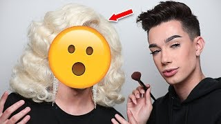LOOK AT WHAT HE TURNED ME INTO... (ft. James Charles) | FaZe Rug