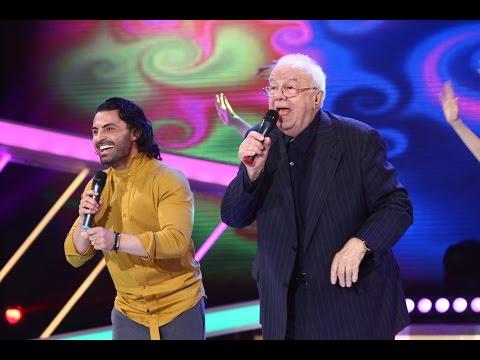 """Pepe şi Alexandru Arşinel au dat glas melodiilor din filmul de desene animate """"Cartea Junglei"""""""