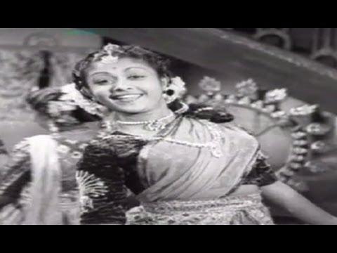 Chinthamani Movie Songs || Sakala Jana Lamana || B.Saroja Devi...