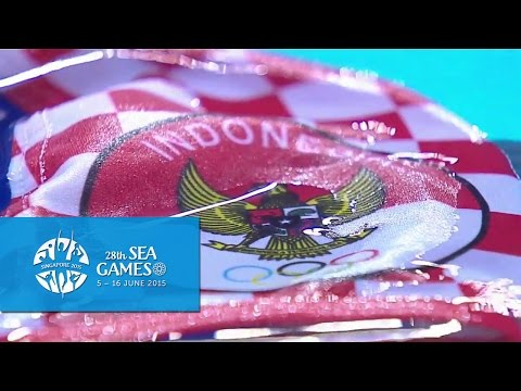 Waterpolo Women's Philippines vs Indonesia | Full Match Highlights | 28th SEA Games Singapore 2015