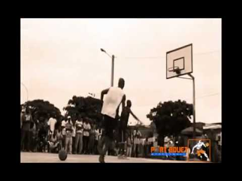 PORT BOUET IVORY COAST street ball slam dunk contest Benzino D storm ...