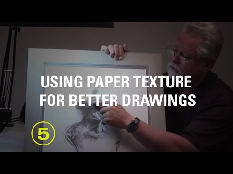 What Can Drawing Paper Texture Do For You?