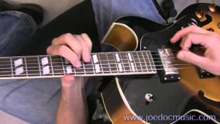 Rockabilly / Country / Swing Solo In E 12 Bar Blues - Rockabilly Jazz Solo Lesson