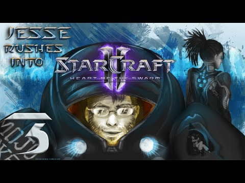 Starcraft 2: Heart of the Swarm (Part 3) - Rendezvous