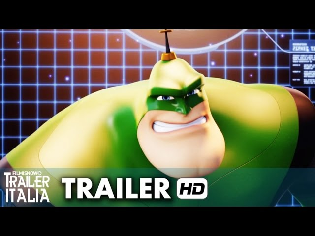 Ratchet & Clank Trailer Ufficiale V.O. (2016) HD