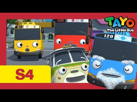 Tayo Español la Serie 4 l #12 un dia con booba  l Tayo el pequeño Autobús thumbnail