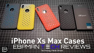 New!   Best iPhone Xs Max Cases UBSport from Supcase