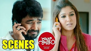 Comedy Kings - Discussion Between Surya And Regina Funny Scene - Nayanthara, Jai