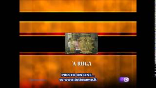 A Ruga Teatro a Samo ( presto on line)