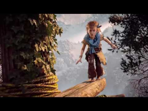 Horizon: Zero Dawn ~ Growing Up Montage (Tarzan Edition)