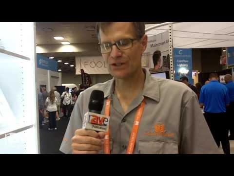 CEDIA 2015: The DaVinci Group Demos New NFS-61-5CM Speaker