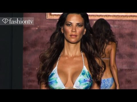 Ava Swimwear 2013 - Bikini Models On The Runway At Funkshion Fashion Week Miami Beach | Fashiontv video