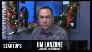 - Startups - Jim Lanzone of CBS Interactive - TWiST #217