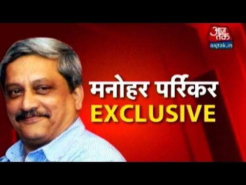 Manohar Parrikar Exclusive: Future Of India-Pak Ties After Pathankot Attack