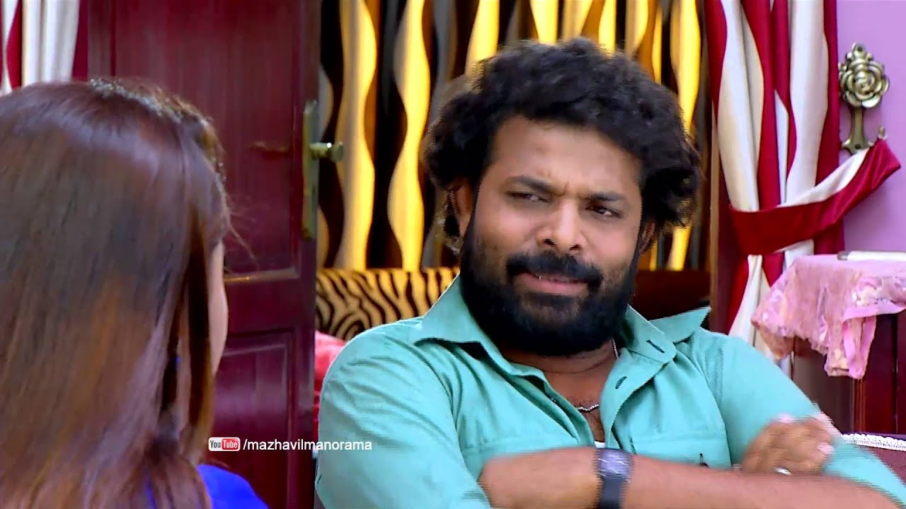 Ponnambili | Hari is Ponnu's only... | Mazhavil Manorama
