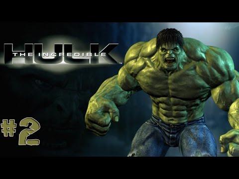 The Incredible Hulk - Walkthrough - Part 2 (PC) [HD]