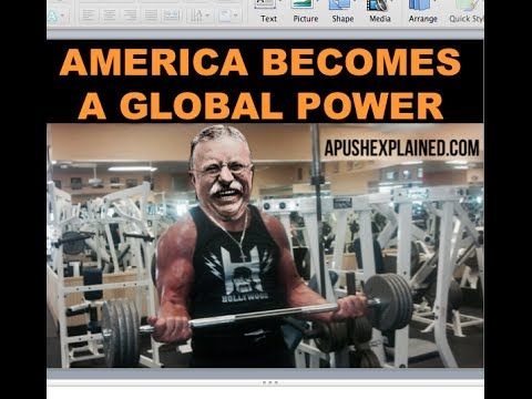 America Becomes a Global Power: Imperialism Explained