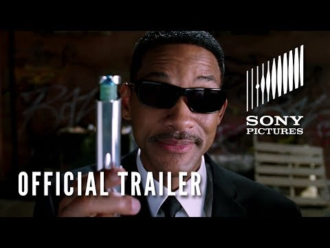 MEN IN BLACK 3 - Official Trailer - In Theaters 5/25/12
