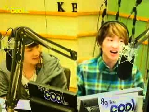[Cut/Radio] Key calling name with Daego and Seoul Accent