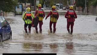 Inondations meurtrières dans l'Aude