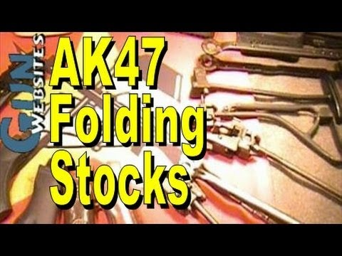 AK47 Parts: Folding Stocks