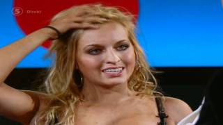 Big Brother 2006 - Carina lämnar huset