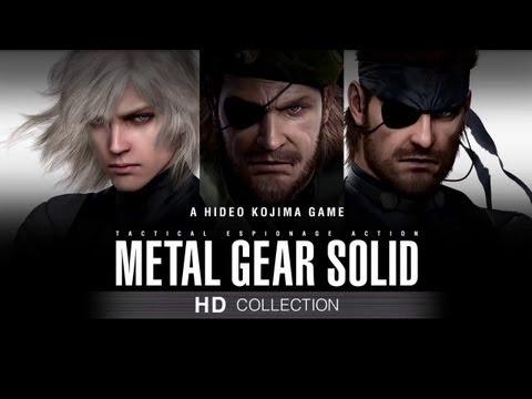 Metal gear solid hd collection eu launch trailer true hd quality