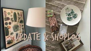 Woonkamer make over #4 - Update video + Shoplog (IKEA + Action) | Aimée van der Pijl