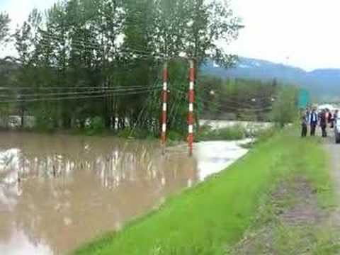 Bulkley River, Riverside Golf Course, Smithers BC